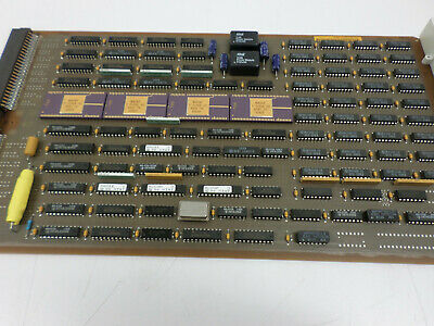 GOLD Scrap Recovery Computer/VIntage Telecom Circuit Board with Precious Metals