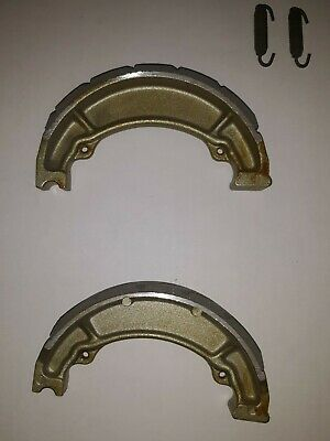 Ebc 618G Grooved Brake Shoes