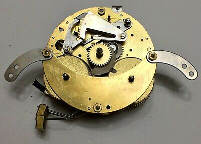 Hermle/Bulova Clock Movement 130-020