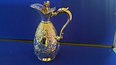 late 19th /Early 20th Century Walker & Hall silver Plated Jug - Superb Condition