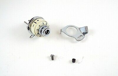 White Singer Featherweight 221 Sewing Machine Thread Tension Assembly Original