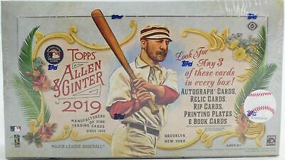 2019 Topps Allen Ginter Complete Set W/ Sp's W/ 3 Insert Sets 400 Cards