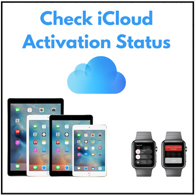 Before Buy Any Apple Device: Check Icloud Activation Status Iphone, Ipad, Watch