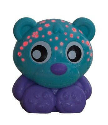 Playgro Goodnight Bear Night Light Projector Blue