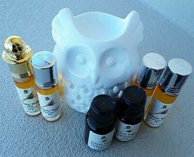 Gift Set White Sage Premium Fragrance Scented Kamini Freshness + Popular Scent.