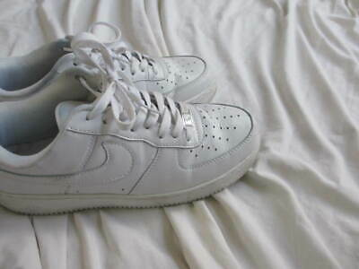 c0a09641 NEW MENS SZ 10 Nike Air Force One 1 Low Top (White) - $90.00 | PicClick