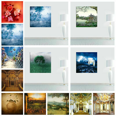 Vintage Abstract Canvas Print Painting Picture Wall Mural Hanging Art Home Decor