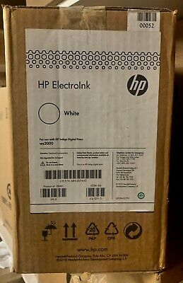 NEW HP INDIGO Digital Press 10000 Electroink Cyan Q4202B 2