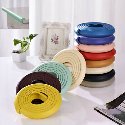 2M Baby Safety Furniture Corner Protector Guard Strip Desk Table Edge Bumper  B