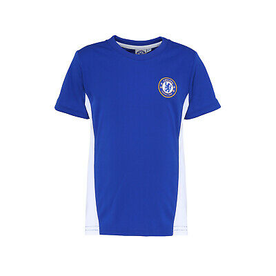 Football Junior Chelsea FC T-Shirt OF401 - Kids Printable Soccer Short Sleeved T