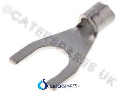 Heat Resistant Fork Terminal Crimp 4Mm Pack Of 10 X Spares Part Electrical