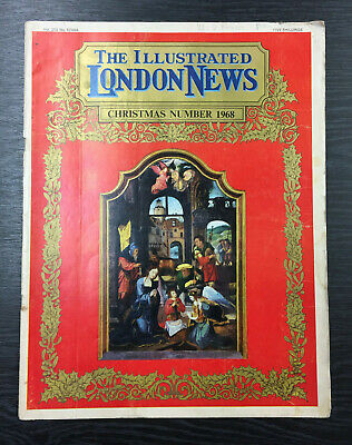 The Illustrated London News: Volume 253, Christmas Number, December 1968