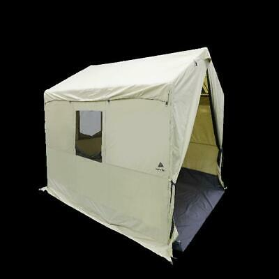 NEW OZARK TRAIL 12x10 Wall Cabin Tent Sleeps 6 Outdoor All