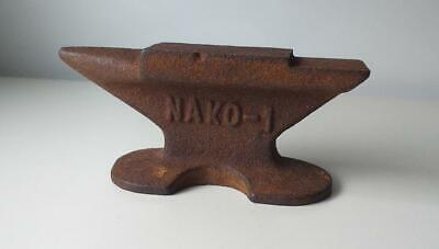ANVIL vintage small Jeweler Watchmaker Blacksmith