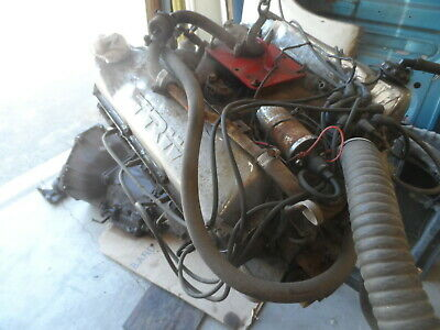 FORD 351C CLEVELAND Engine 500 HP Aussie 2V Heads Ported