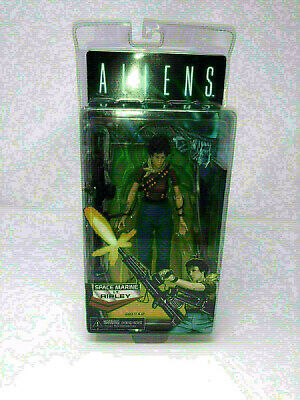 NECA Aliens RIPLEY(KENNER RETRO VER) FIGURE TRU Exclus CASE FRESH w/Curl 8/10?