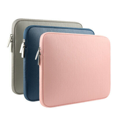 Laptop Case Sleeve Bag Cover Shockproof For IPad MacBook 13/15 Inch Container
