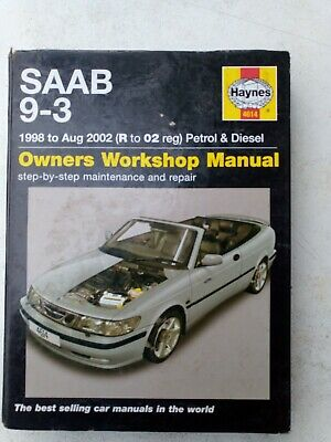 79 0765 Haynes Genuine Top Quality Product New Manual Saab 90 99 And 900