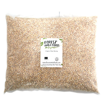 Organico Perle Orzo 10kg - Forest Whole Foods