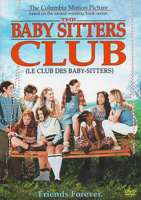 The Baby Sitters Club (Bilingual) (Dvd)