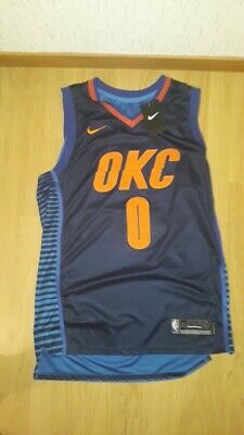Maillot Russell Westbrook - Thunder #0 L