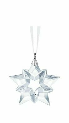 2019 5429593 Little Star Clear Ornament Snowflake Authentic Swarovski Crystal