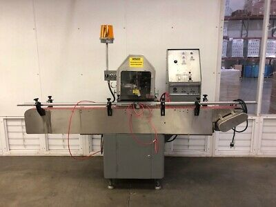 Lasko Single Head Cottoner Model 52 with Conveyor
