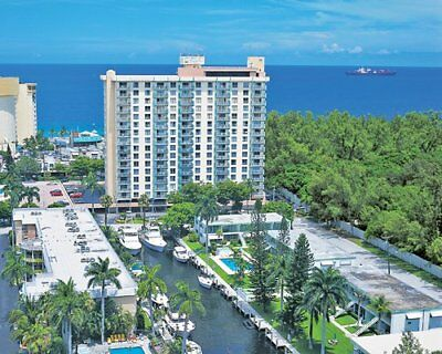 Fort Lauderdale Beach Resort, Prime Memorial Week 21, Timeshare Deed For Sale!!