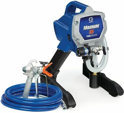 """Graco Magnum 262800 X5 Stand Airless Paint Sprayer 0.015"""""""