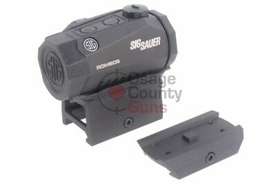 [SOR52001] Sig Sauer Romeo 5 Compact Red Dot Romeo5 Sight for Picatinny MOTAC