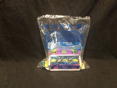 2019 McDonalds TOY STORY 4 Happy Meal Toy WHACK-AN-ALIEN #2 Yellow Tickets