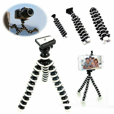 S M L Stand Gorillapod For Canon Octopus Flexible Tripod Nikon Camera Digital DV
