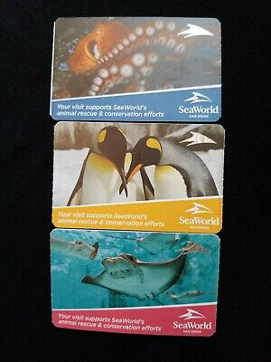 SeaWorld San Diego - One Day Admission Ticket - Sea World San Diego - $90 Value
