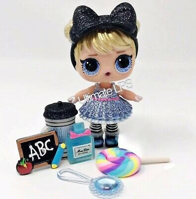Lol Surprise Dolls Glitter Curious Qt * New & Unused