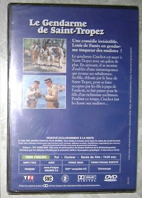 Le Gendarme De Saint Tropez Neuf Sous Blister Collection Louis De Funes