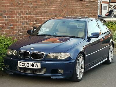 2003 Bmw 330 Ci M Sport Coupe - Very High Spec - Special Order - Rare Manual