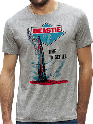 BEASTIE BOYS LICENCE to ill T Shirt £13.85 | PicClick UK