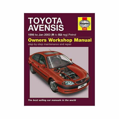 Toyota Corolla Repair Manual Haynes Manual Workshop Manual  2002-2007 4791
