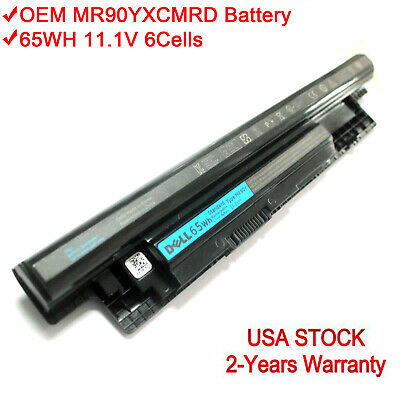 65Wh Genuine MR90Y Battery for Dell Inspiron 15R 5537 3521 17R 5721 5737 XCMRD