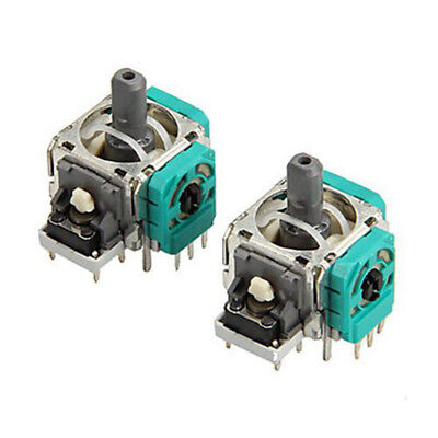 2pcs One 3D Controller Joystick Axis Analog Sensor Module & Thumbstick For Xbox
