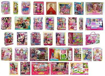 Barbie Products - MATTEL - TAKE YOUR PICK