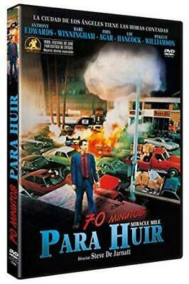 71 Minutos Para Huir 1988 DVD Miracle Mile