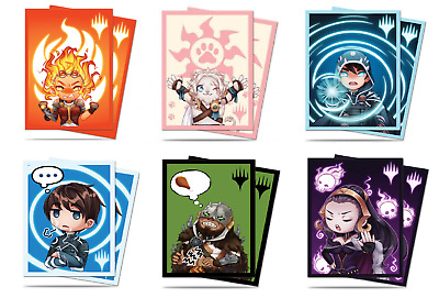 Ultra Pro - MTG - Chibi Collection - Deck Protector Sleeves (100)