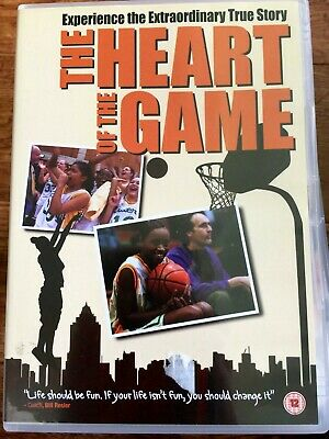 Heart of the Game DVD Ward Serrell Basketball / Sports Documentary Film Movie