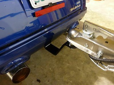 Hidden Harley Tri Glide Trailer Hitch - Special Pricing on Factory Second