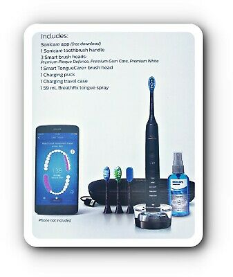 Philips Sonicare 9500 Diamond Clean Smart Sonic Electric Toothbrush - Hx9944/14