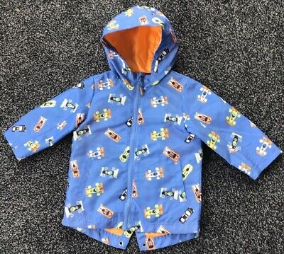 Mothercare Baby Boys Summer Jacket Coat Age 6-9 Months New With Out Tags