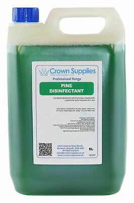 Professional Range Pine Disinfectant 5L Pack of 1 Dilute 1:30