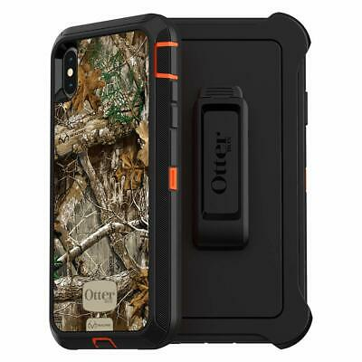OtterBox DEFENDER SERIES SCREENLESS EDITION Case for iPhone Xs Max - Retail Pa..