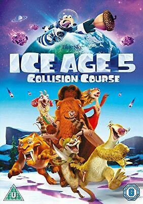Ice Age: Collision Course [DVD]- Region 2